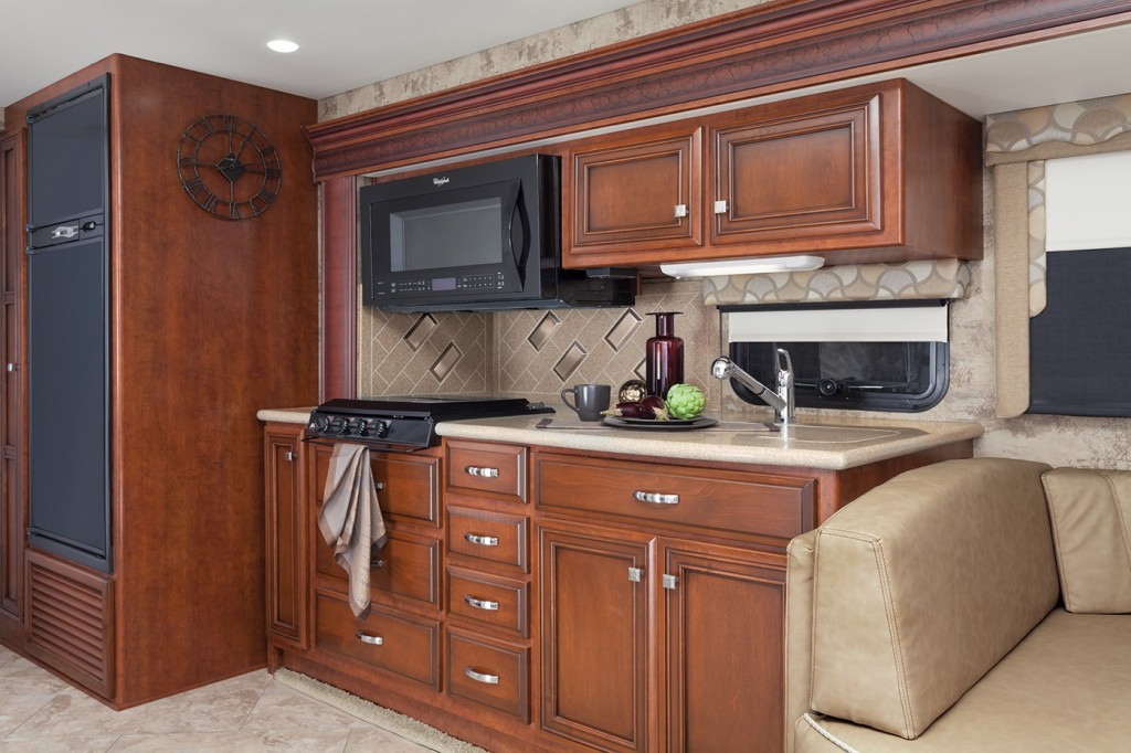 interior bay star motorhome