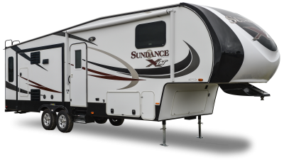 sundance xlt fifth wheel