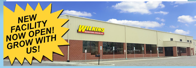wilkins new churchville location