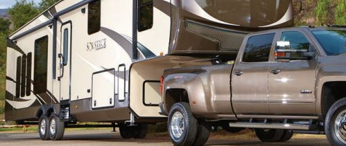 Fifth Wheel Tow Guide