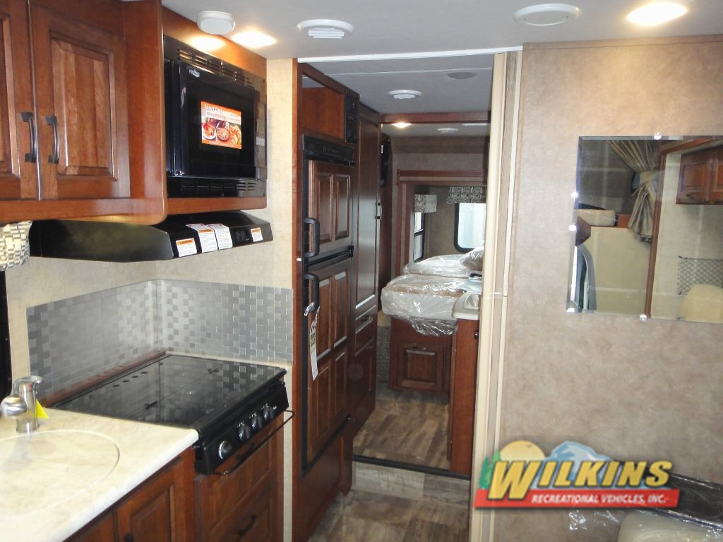 Forest River Sunseeker Class C Diesel Motorhome Interior