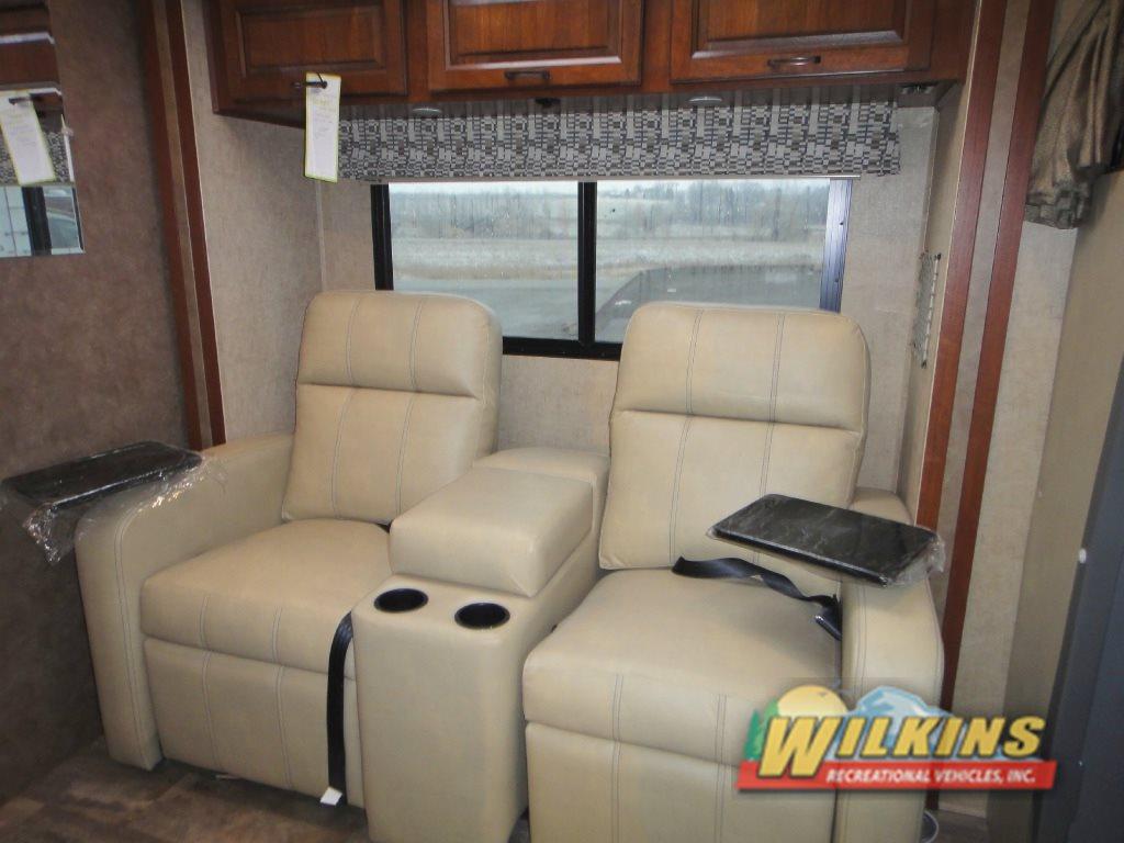 Forest River Sunseeker Class C Diesel Motorhome Recliners