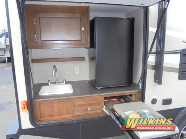 Coachmen Freedom Express Outside Kitchen