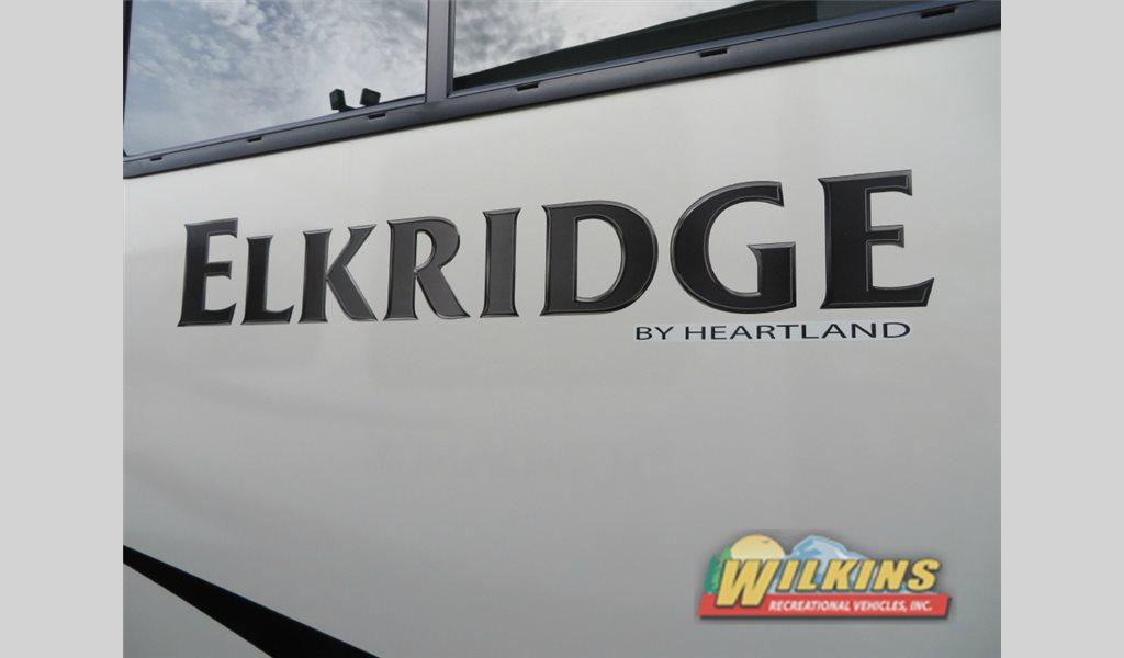 Heartland Elkridge Fifth Wheel Logo