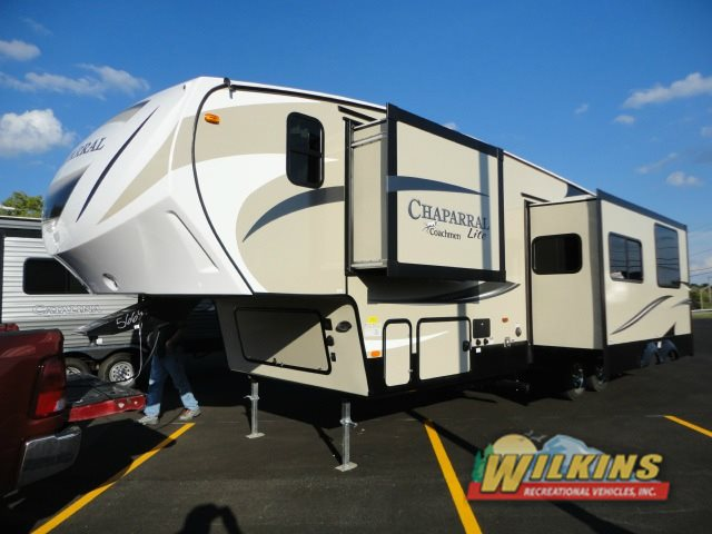 Coachmen Chaparral Lite Fifth Wheel