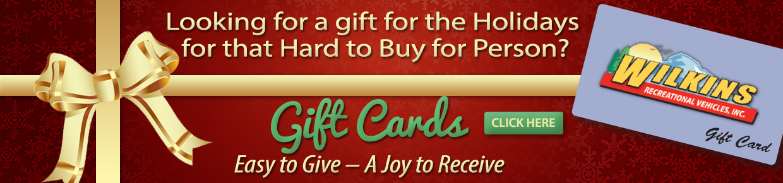 Wilkins Gift Card