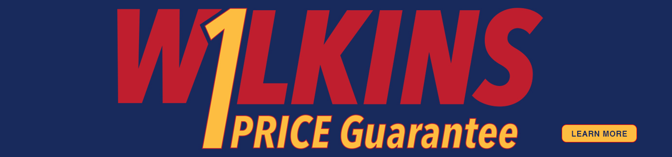 One Price Guarantee Wilkins RV