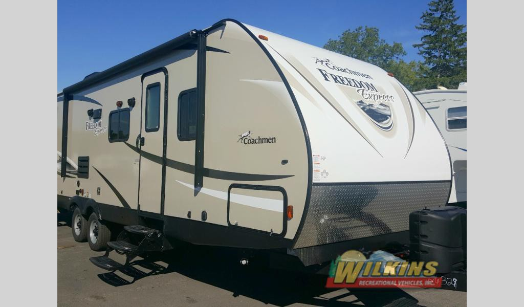 Coachmen Freedom Express Bunkhouse Travel Trailer RV