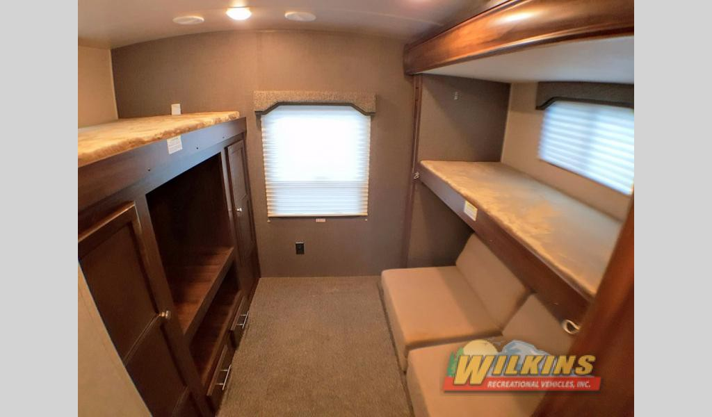 Heartland North Trail Bunkhouse Travel Trailer