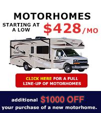 New Victor Location Wilkins RV Motorhomes