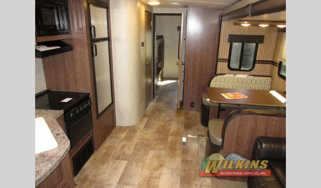 Palomino Solaire Bunkhouse Travel Trailer