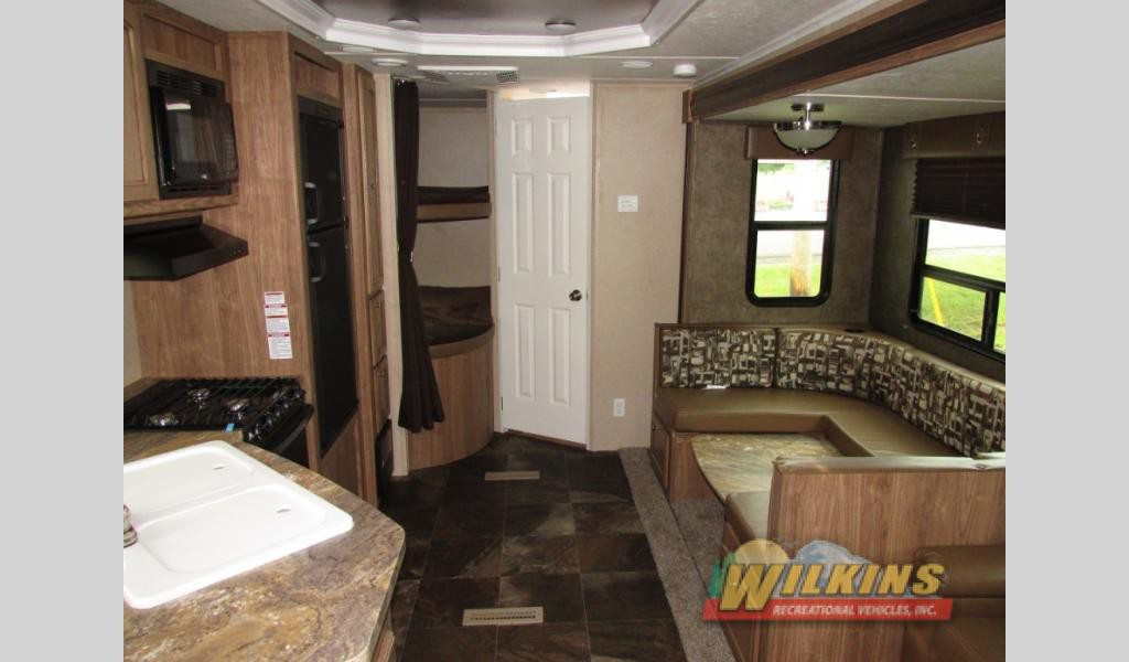 Shasta Revere Bunkhouse Travel Trailer