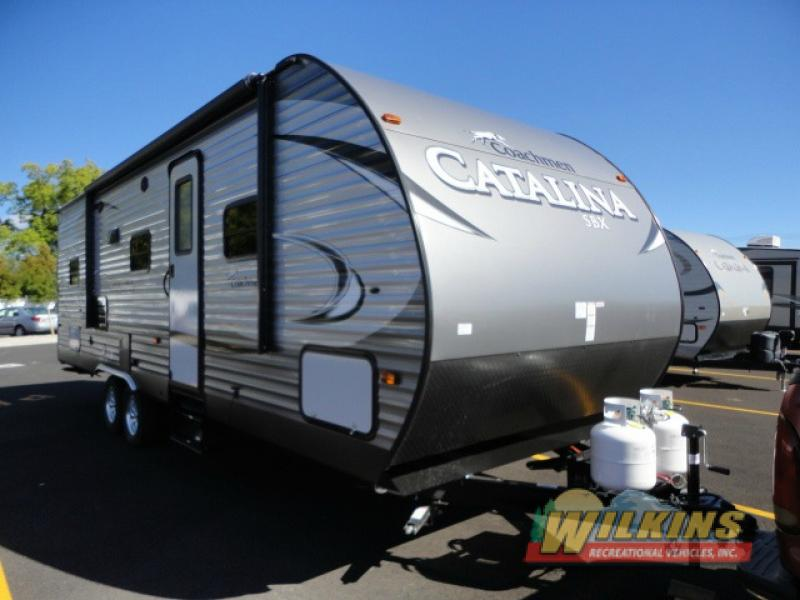 Coachmen Catalina Travel Trailer