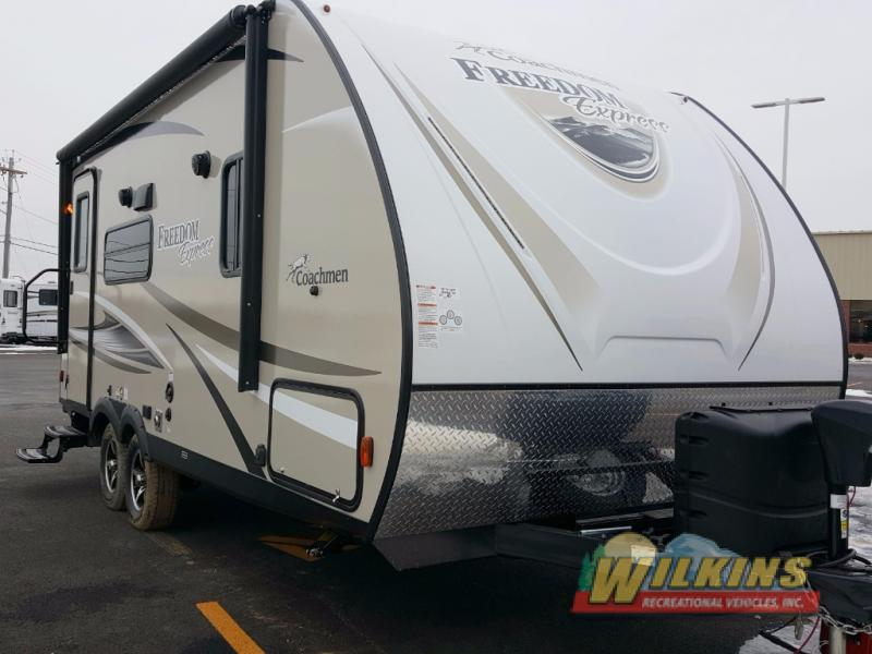 Coachmen Freedom Express Travel Trailer