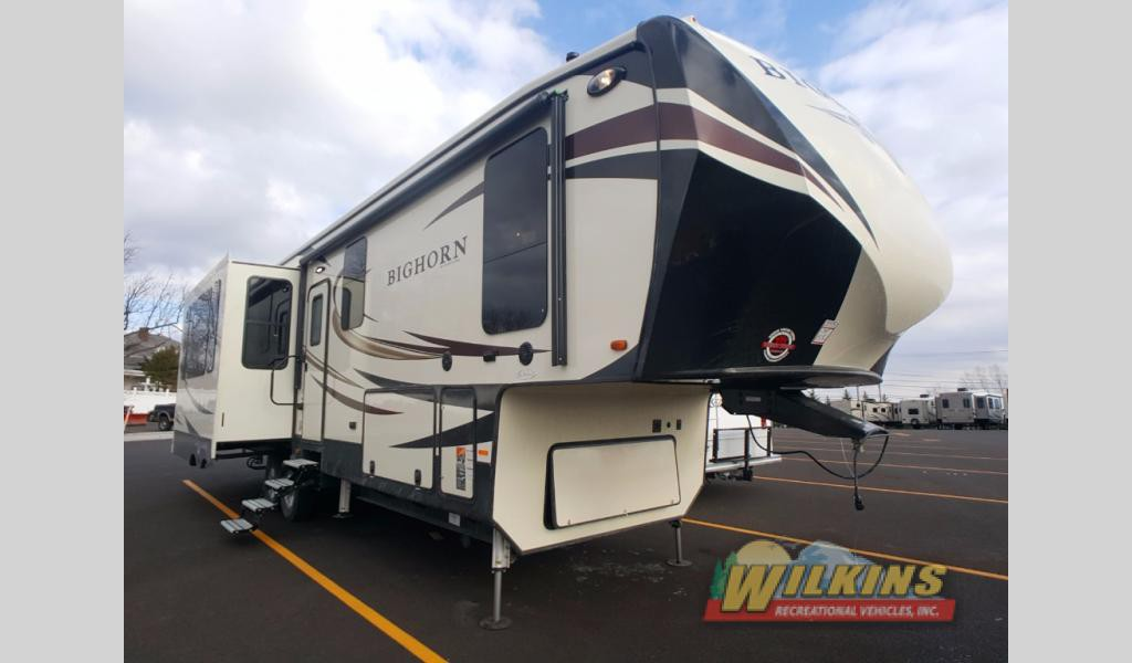 Heartland Bighorn Fifth Wheel