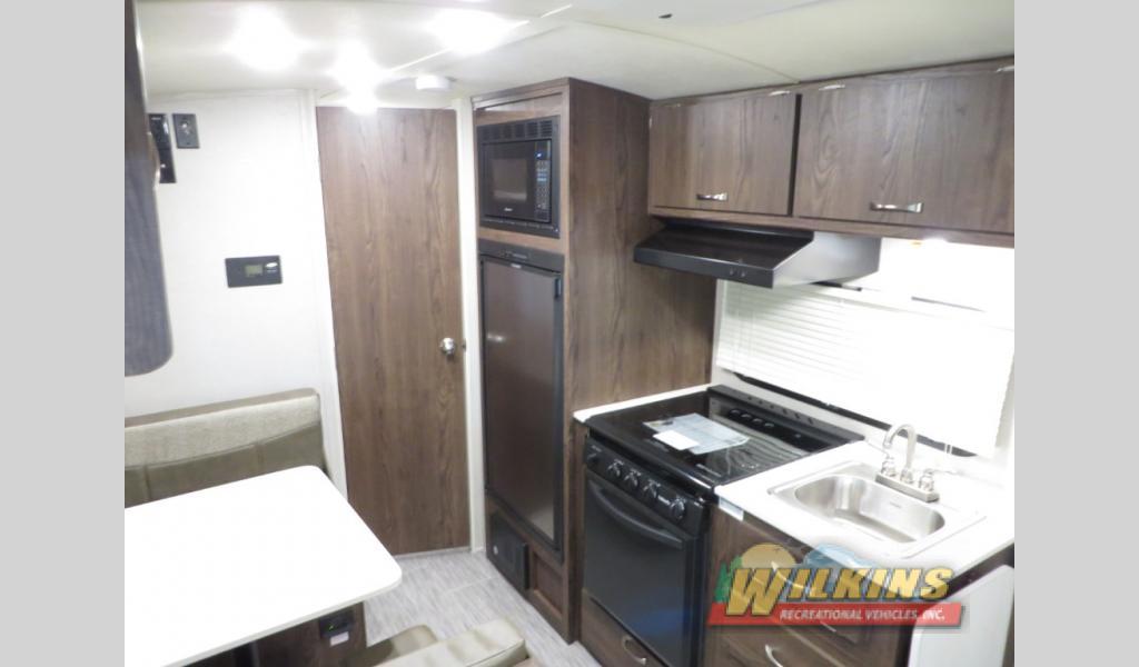Forest River Flagstaff E-Pro Travel Trailer Kitchen