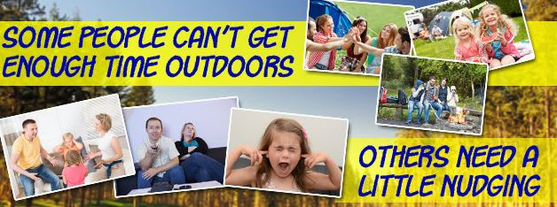 National Outdoors Month