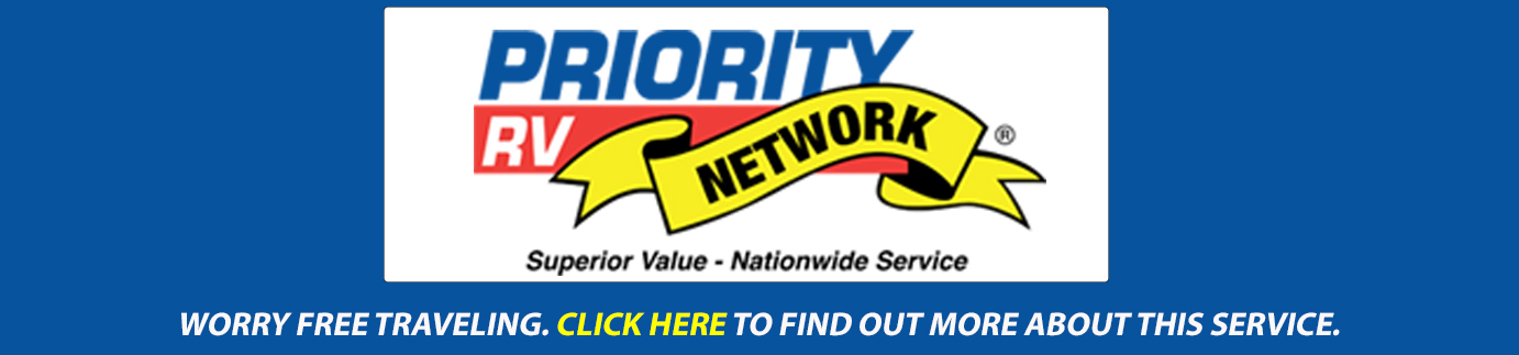 Wilkins RV Priority RV Network Banner