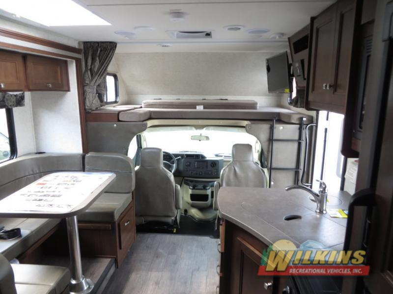 Class C Motorhomes for Sale Forest River Sunseeker Interior