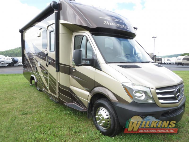 Class C Motorhomes for Sale Forest River Sunseeker MBS Diesel