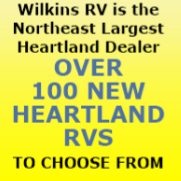 Wilkins RV Heartland Sale Largest Dealer