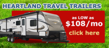 Wilkins RV Heartland Sale Travel Trailers