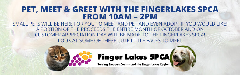 Wilkins RV Customer Appreciation Day Pet Adoption