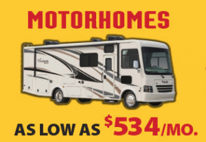Wilkins RV Fall Sale Motorhomes