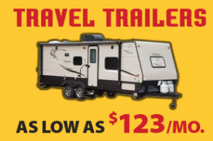 Wilkins RV Fall Sale Travel Trailers
