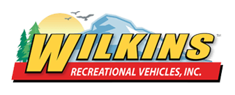 Wilkins RV Christmas RV Logo