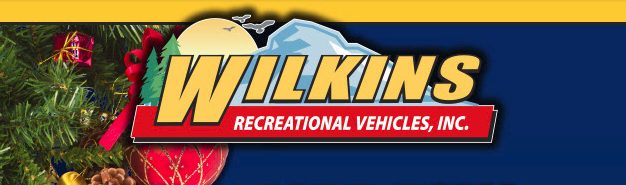 Wilkins RV Holiday Sales Event