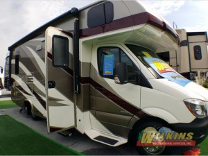 Wilkins RV Fly And Drive Program Forest River Sunseeker Class C Motorhome