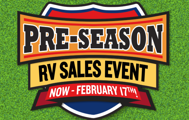 Wilkins RV Pre-Season Sales Event
