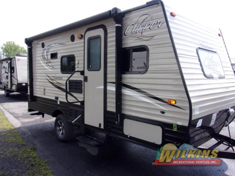 Coachmen Clipper Ultra-Lite Travel Trailers