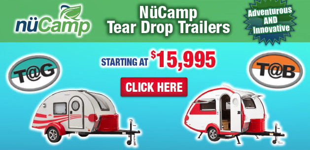 Wilkins RV Spring Open House 2018 NuCamp TAB and TAG