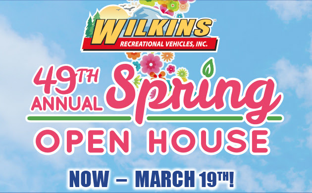Wilkins RV Spring Open House 2018