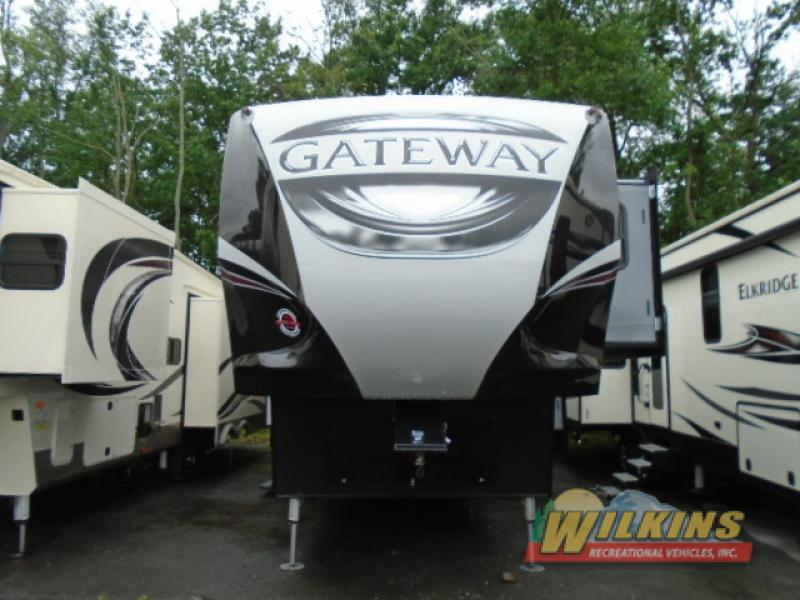 Heartland Gateway Fifth Wheel Front