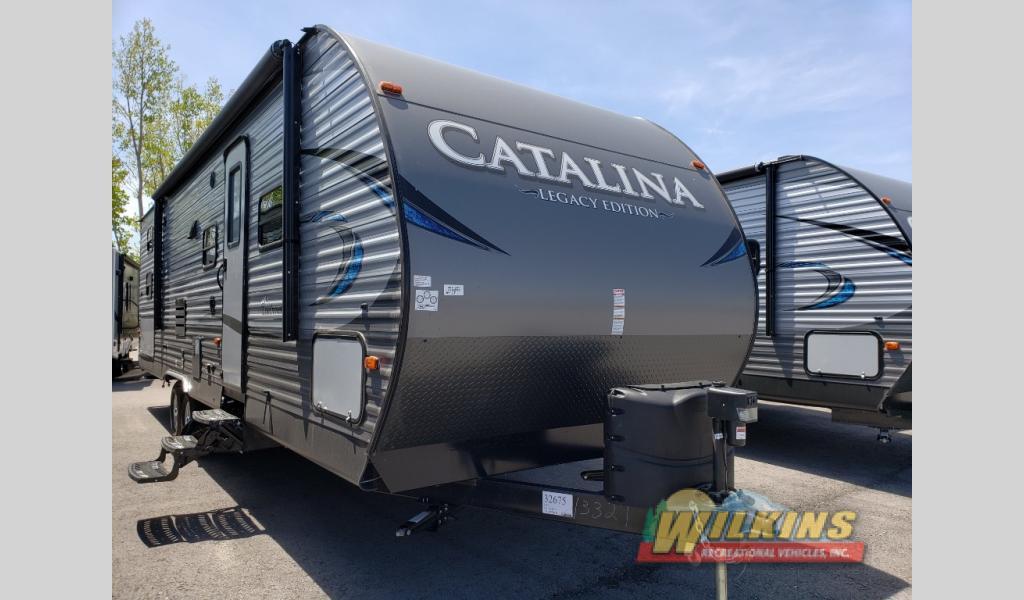 Coachmen Catalina Travel Trailer - rv sale