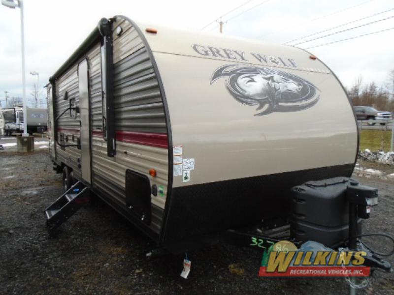 Forest River Cherokee Grey Wolf Travel Trailer