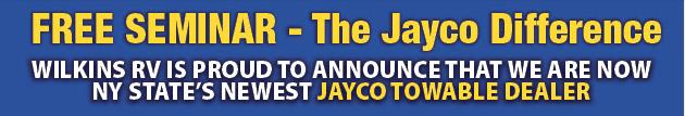 Jayco RV Difference Wilkins RV