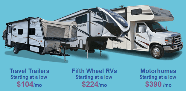 National Great Outdoors Month June RV Sale Wilkins RV Low Payments