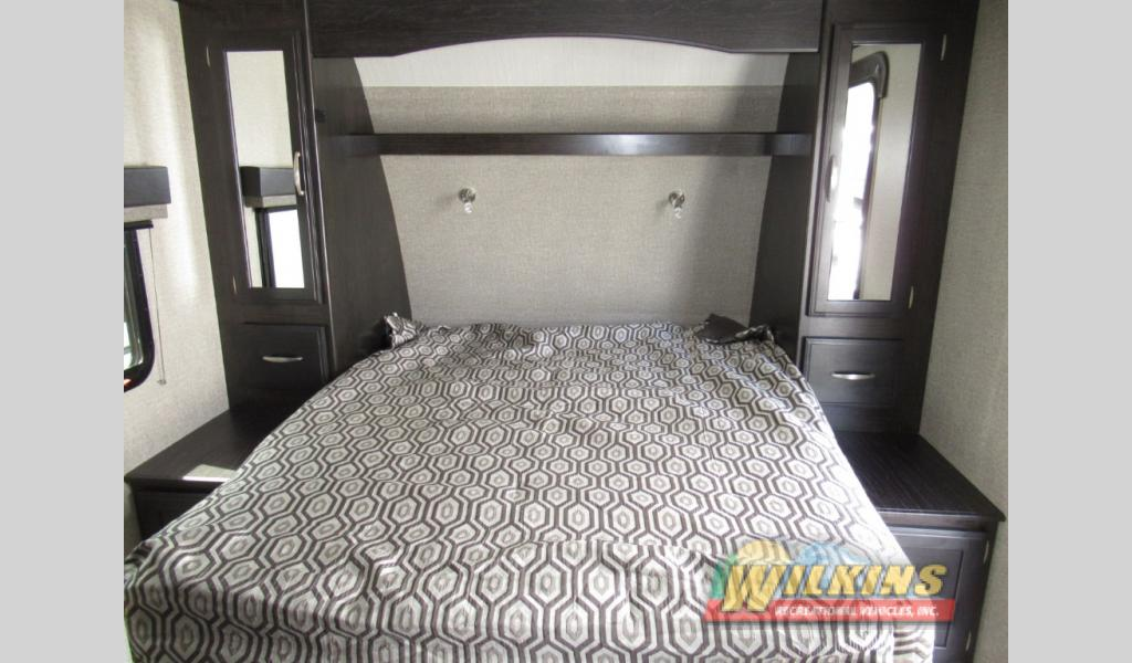 Grand Design Imagine Travel Trailer Murphy Bed RV Floorplan 2
