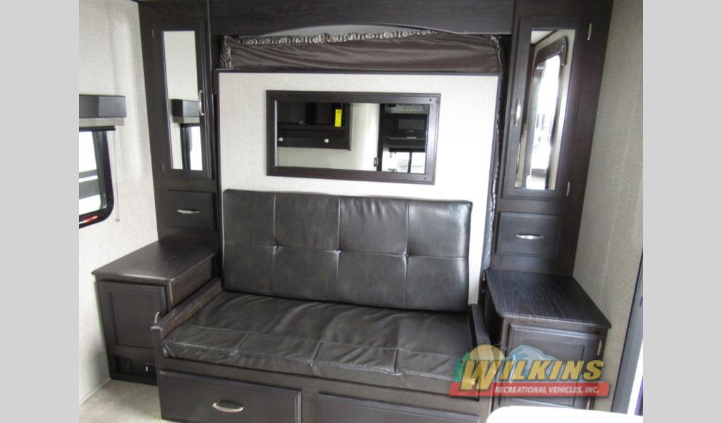Grand Design Imagine Travel Trailer Murphy Bed RV Floorplan
