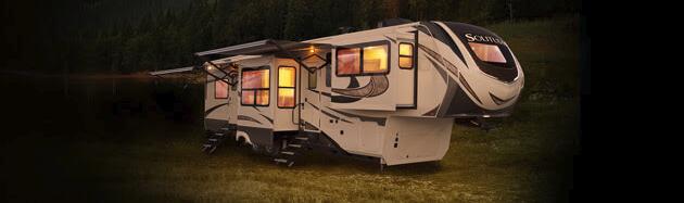Grand Design RVs Wilkins RV Solitude Fifth Wheels