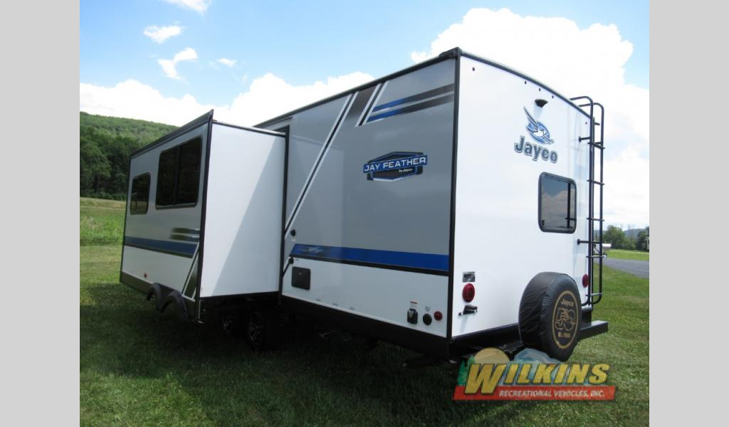 Jayco Jay Feather Review Wilkins RV Rear
