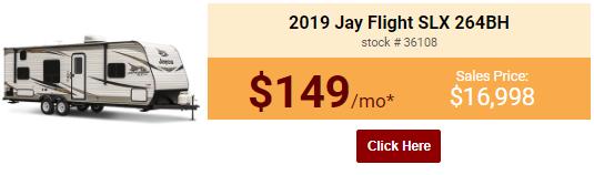Wilkins RV Fall RV Sale Free RV Hitch Jayco Jay Flight