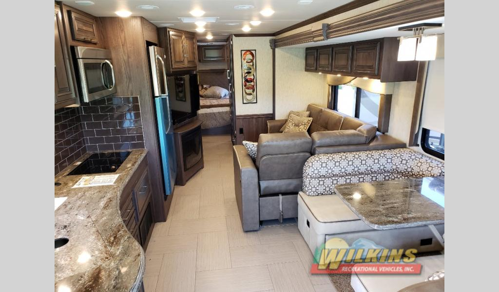 Best Class A Motorhome RV Forest River Sportscoach Cross Country