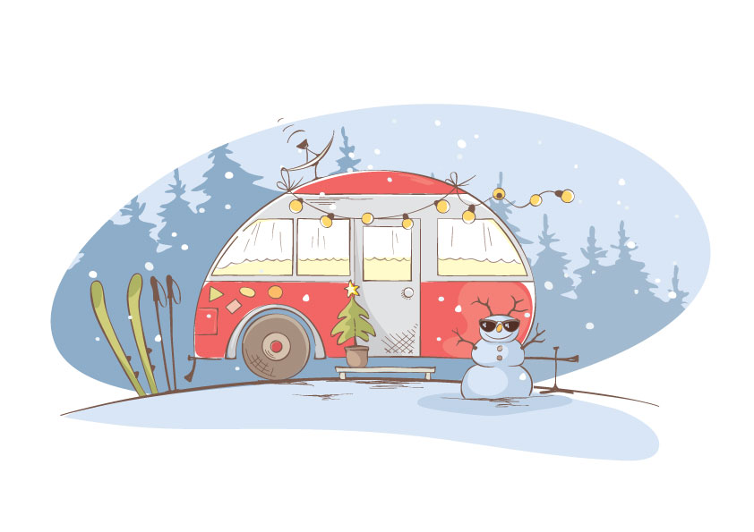 Decorating your rv for christmas wilkins RV