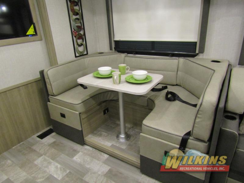 Affording the RV Lifestyle Living In An RV Dining