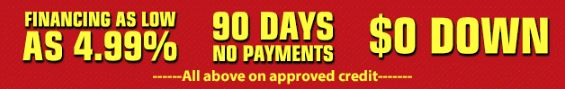 RV Show Wilkins RV No RV Show Sales Event 90 Days No Payments